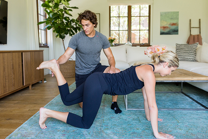 Glute lifts for a toned behind