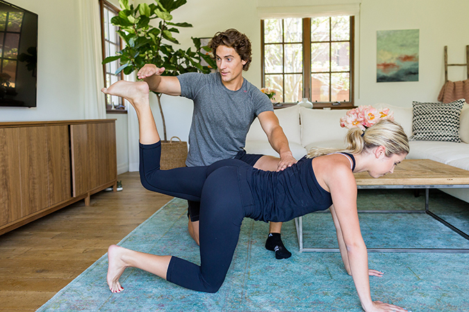 Get in shape with these glute lifts to lift the booty