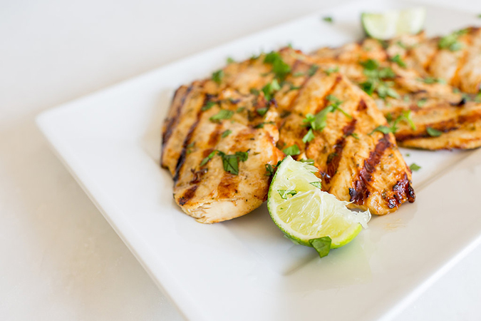Spice up your meals this summer with a few new marinades on LaurenConrad.com