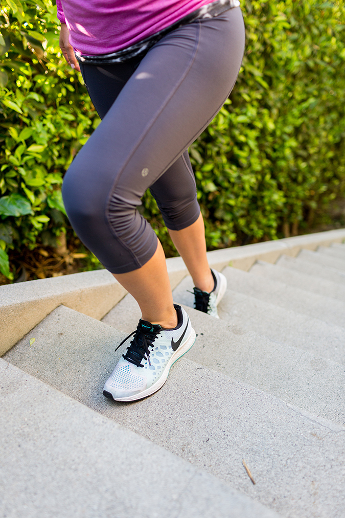 Join us in trying this stairs workout with our trainer, Dr. Hunter Vincent