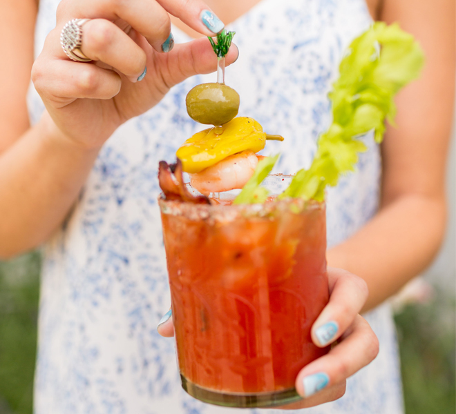 Party Planning: How to Build Your Own Bloody Mary Bar