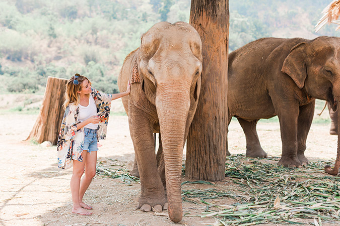 Photo Diary: Lauren Conrad's trip to Thailand