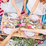 Party Planning: A Festive Pink, White, and Blue Fourth of July Bash