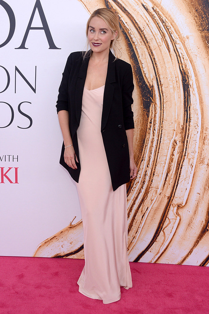 Lauren Conrad at the CFDA Fashion Awards 2016