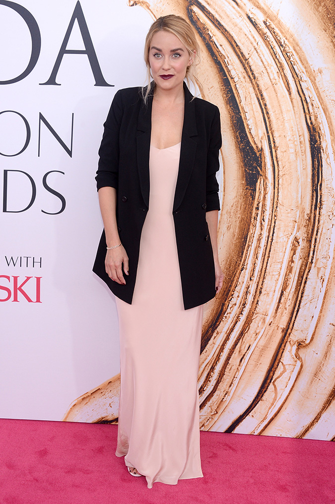 Id Me My Lc Lauren Conrad For Kohls Look At The Cfda Awards