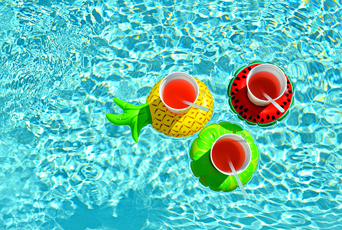 nothing better than drinks at the pool
