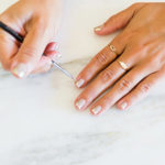 Nail Files: 3 Subtle and Sparkly Manicures