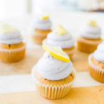 Edible Obsession: Lavender Sweet Tea Cupcakes
