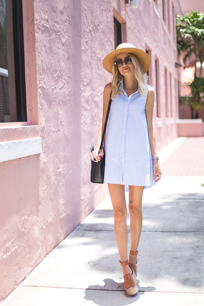 July Style Tips: Shift Into Summer