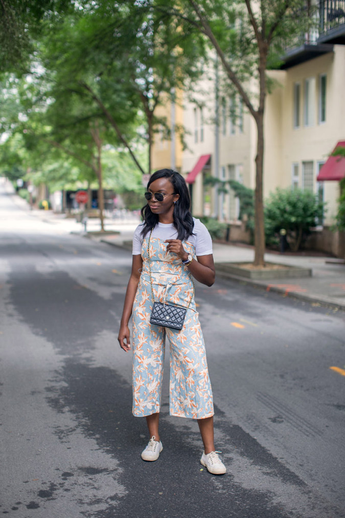 July Style Tips: Jumpsuit Up