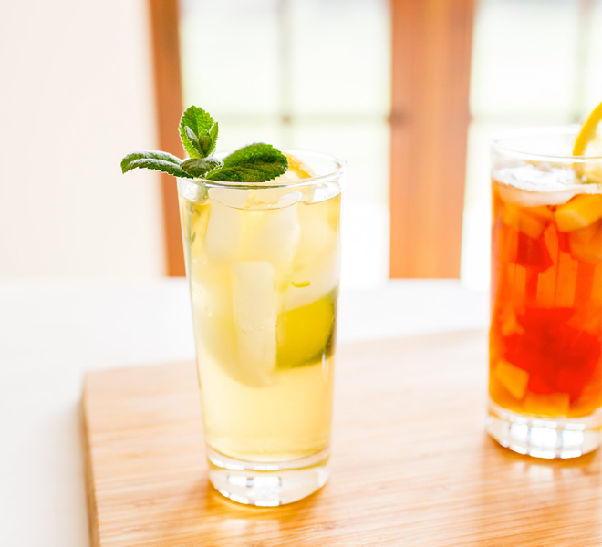 Summer Sips: Iced Tea, 3 Ways