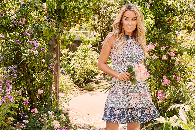 Enter for a chance to win a hand-picked wardrobe from Lauren Conrad herself
