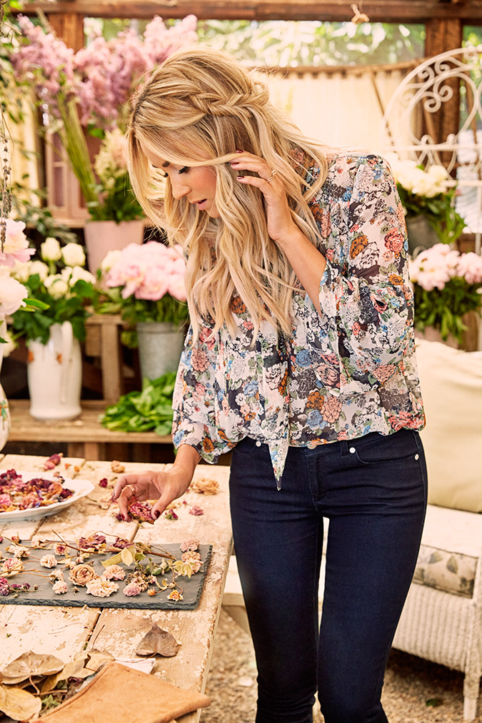 Enter our giveaway on LaurenConrad.com to win a $250 wardrobe hand-picked by Lauren Conrad