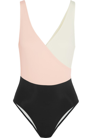 Solid & Striped 'The Ballerina' One-piece swimsuit
