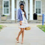 Chic of the Week: Sushmitha's Summer Stripes