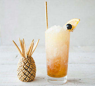 how to make a shark attack cocktail