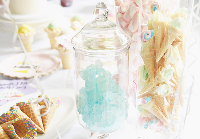 Host the sweetest ice cream social with these tips and tricks
