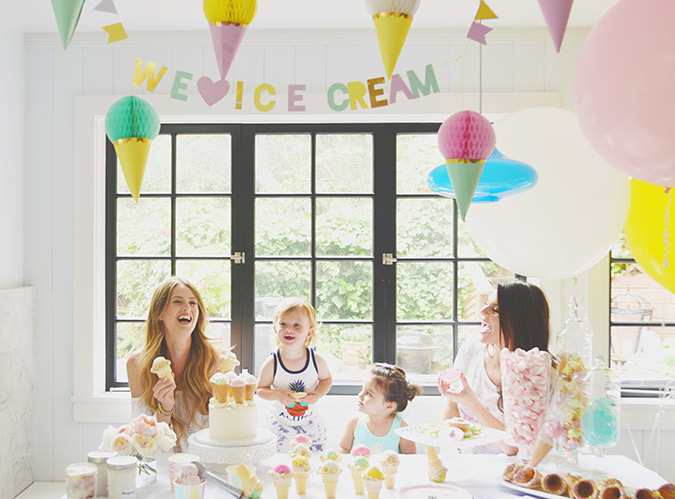 How-To: Throw an ice cream social