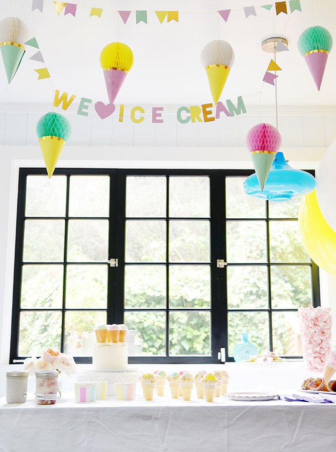 Ice cream social tips & tricks