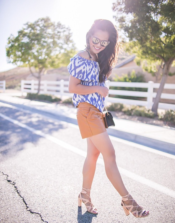 August Style Tips: Ikat Crazy