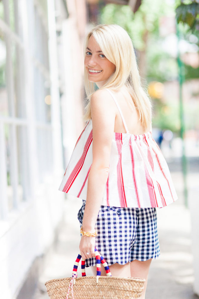 August Style Tips: Pretty & Patriotic