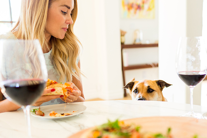Learn how to throw a pro pizza party like Lauren Conrad