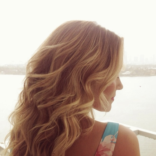 Get mermaid hair, skin, and nails, via these tips from Lauren Conrad