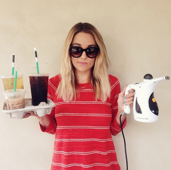 Tips on how to be the best intern, from Lauren Conrad