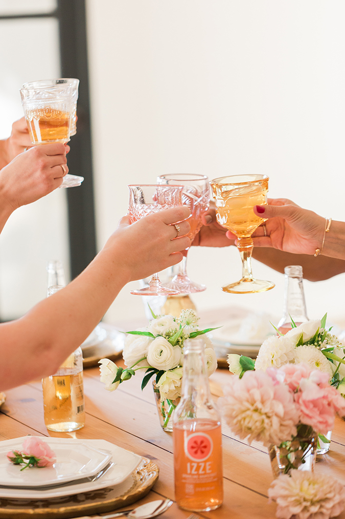 Team LC's tips for the perfect wedding toast