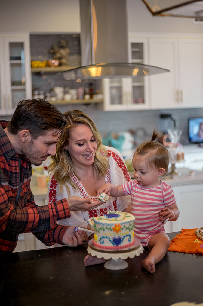 Anna James chats with Haylie Duff about her cooking career