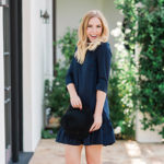 Style Guide: How to Style A Drop Waist Dress, Now and Later