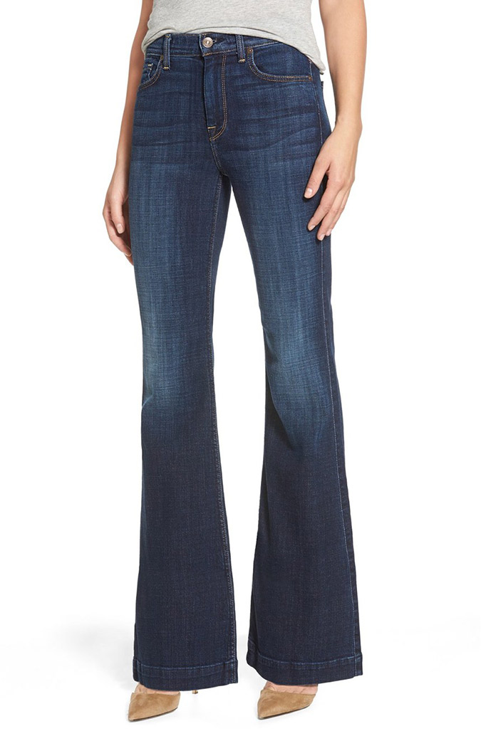 Fall Denim: flares