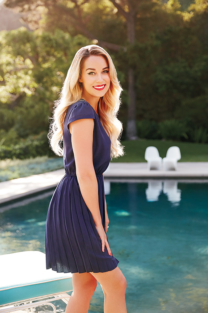 Read Lauren Conrad's crash course on hair extensions 101