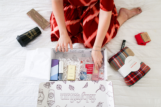 We're loving our September FabFitFun box, full of all the essentials