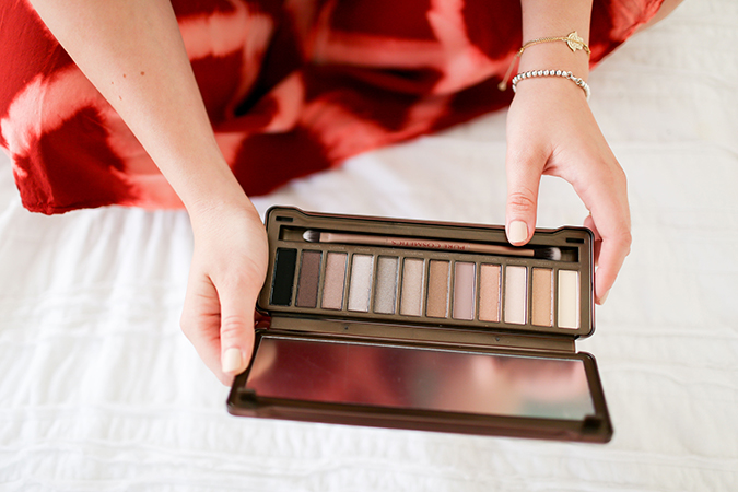 The perfect nude shimmer shades for fall