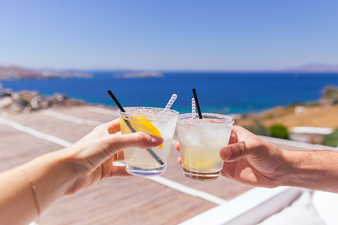 The complete guide to Mykonos via FindUsLost