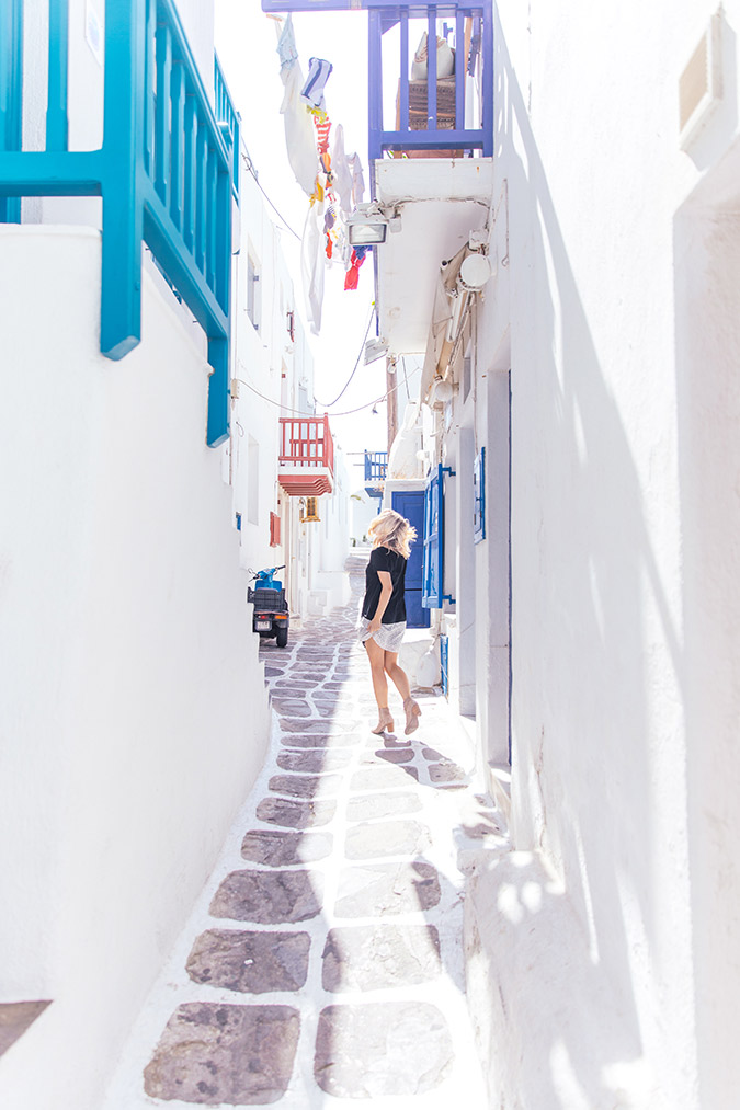 How to make the most of your time in Mykonos