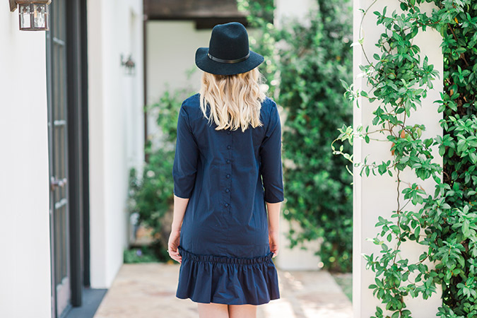 How to style a drop waist dress for any seaon