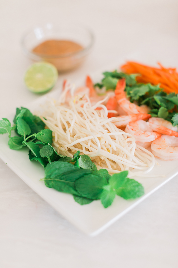 Fresh rolls inspired by our editor's trip to Vietnam