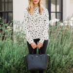 Style Guide: How to Style a Bow-Neck Blouse, 3 Ways