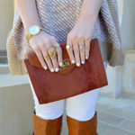 Style Guide: The Fall Friendly Day Clutch
