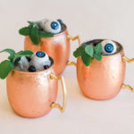 Lovely Libations: BOO-berry Moscow Mule