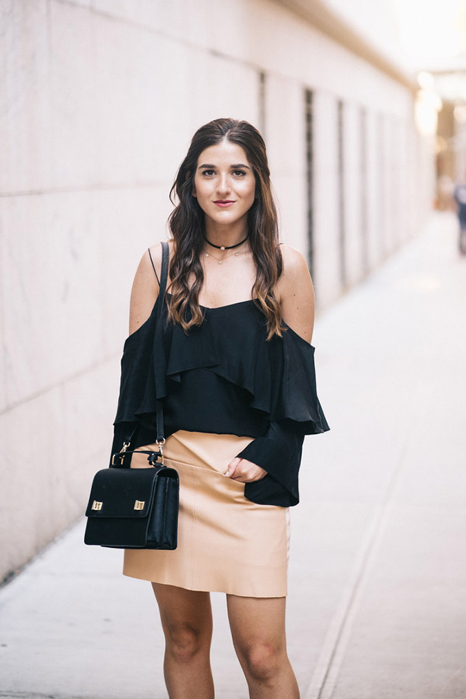 Style Tip: Give Warm Weather the Cold Shoulder