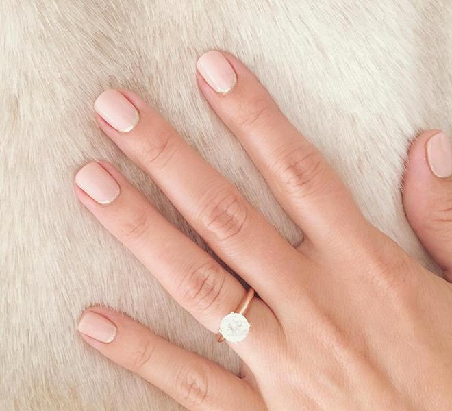 Nail Files: DIY Gel Polish Recovery Treatment