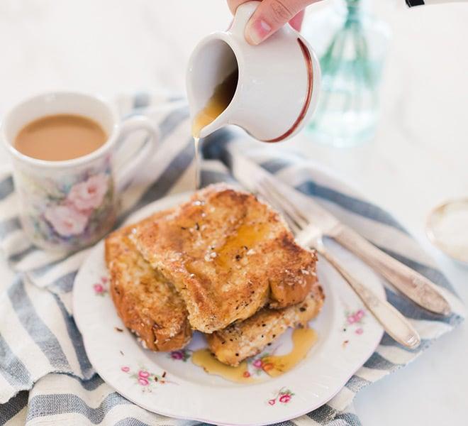 Recipe Box: Coconut Brioche French Toast