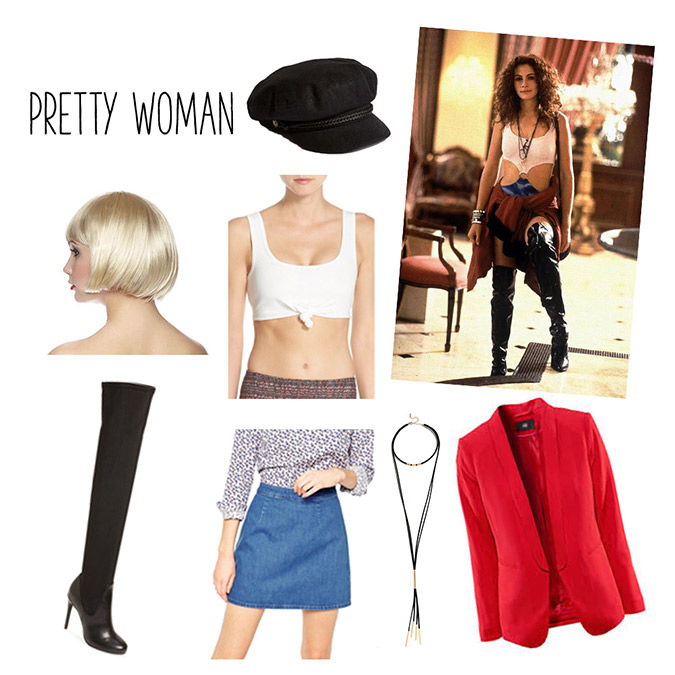 Vivian Ward costume, Pretty Woman