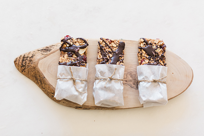 Granola bars that are (actually) healthy