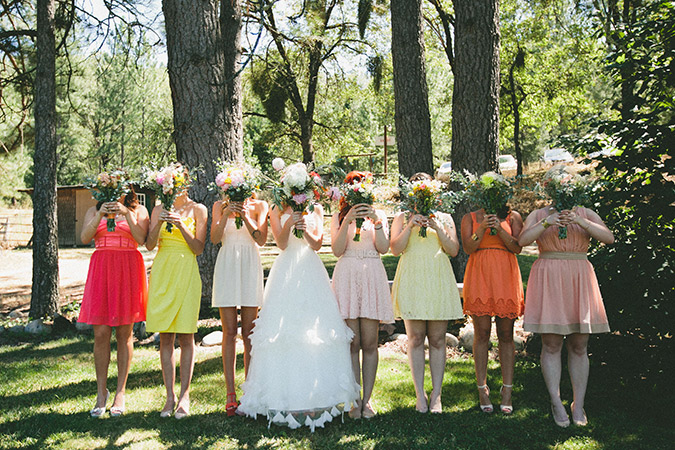 Here's what it's like to be the first one in your friend group to get married