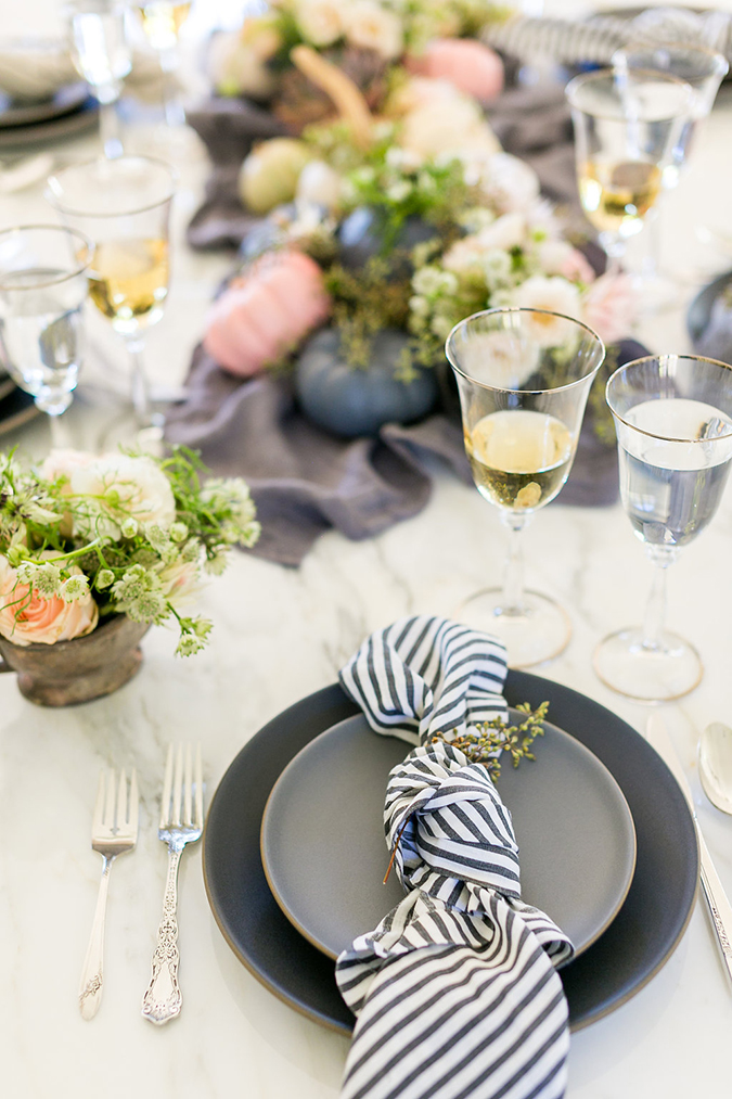 we love this pastel take on Thanksgiving