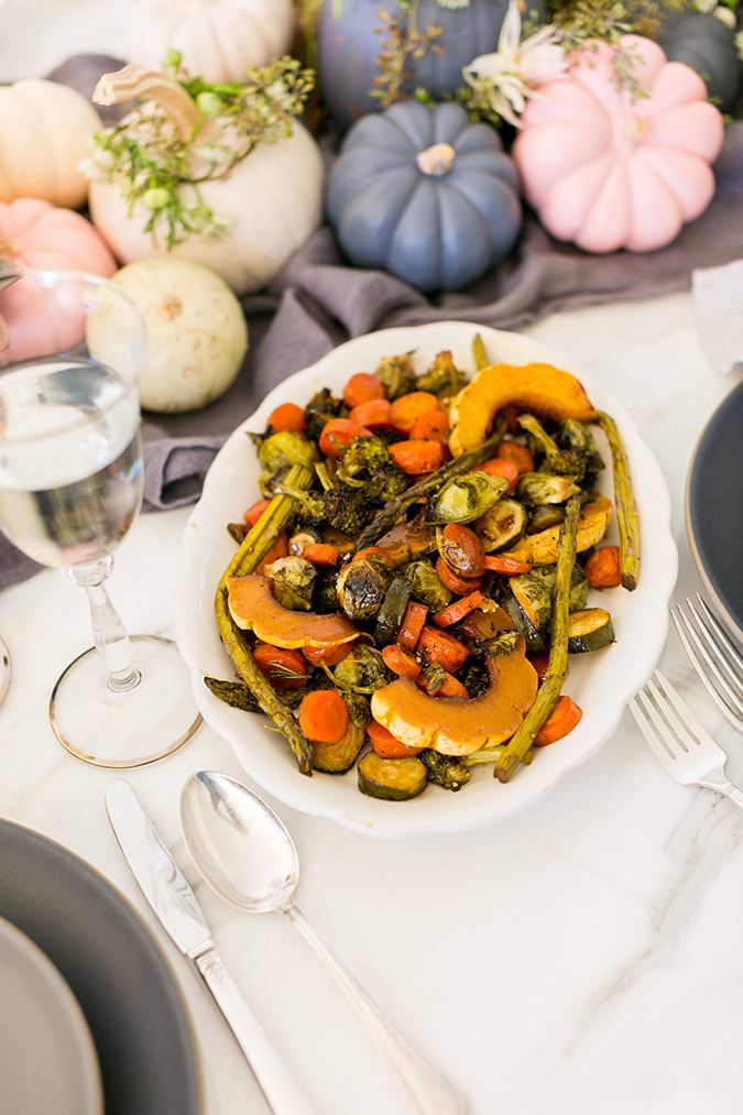 Lauren Conrad's easy Thanksgiving sides